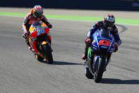 Maverik Vinales - Aragona - 24-09-2017 - Aragona: Marc Marquez vince e mette l'ipoteca sul titolo