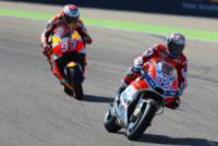 Marc Marquez, Andrea Dovizioso - Aragona - 24-09-2017 - Aragona: Marc Marquez vince e mette l'ipoteca sul titolo