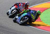 Andrea Dovizioso, Valentino Rossi - Aragona - 24-09-2017 - Aragona: Marc Marquez vince e mette l'ipoteca sul titolo
