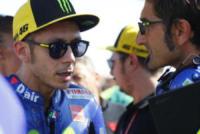 Valentino Rossi - Aragona - 24-09-2017 - Aragona: Marc Marquez vince e mette l'ipoteca sul titolo