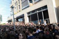 Chiara Ferragni store - Milano - 23-09-2017 - Mfw: Chiara Ferragni inaugura lo store monomarca