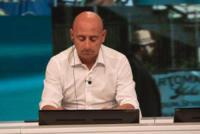 Paolo Bettini - Roma - 24-09-2017 - Quelli che il calcio: la sorella di Schick si prende la scena