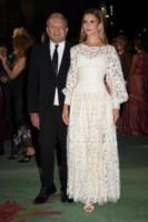 Ermanno Scervino, Nicoletta Romanoff - Milano - 24-09-2017 - Colin Firth, primo evento pubblico da cittadino italiano