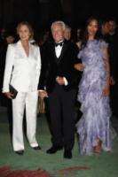 Lauren Hutton, Zoe Saldana, Giorgio Armani - Milano - 24-09-2017 - Colin Firth, primo evento pubblico da cittadino italiano