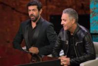 Pierfrancesco Favino, Beppe Fiorello - Milano - 24-09-2017 - Sanremo 2018: Claudio Baglioni, Michelle Hunziker e...