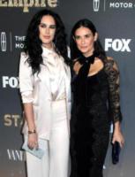 Rumer Willis, Demi Moore - New York - 23-09-2017 - Demi Moore torna in TV per la quarta stagione di Empire