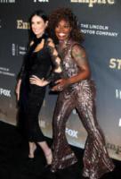 Ta'Rhonda Jones, Demi Moore - New York - 23-09-2017 - Demi Moore torna in TV per la quarta stagione di Empire