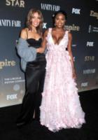 Amiyah Scott, Michael Michele - New York - 23-09-2017 - Demi Moore torna in TV per la quarta stagione di Empire