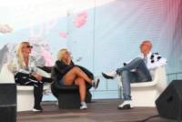 Federica Napoli, Roberta Branchini, Massimo Cotto - Mondovì - 23-09-2017 - Il Pagante: il concerto a Mondovicino