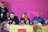 Chiara Maci, Roberto Giacobbo - San Vito Lo Capo - 22-09-2017 - Joe Bastianich da Masterchef alla giuria al Cous Cous Fest