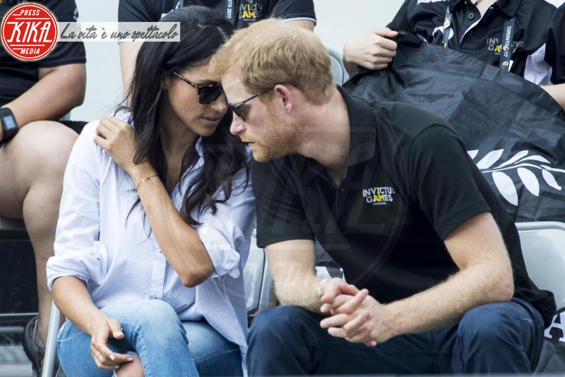 Meghan Markle, Principe Harry - Toronto - 25-09-2017 - Il Principe Harry e Meghan Markle non si nascondono più