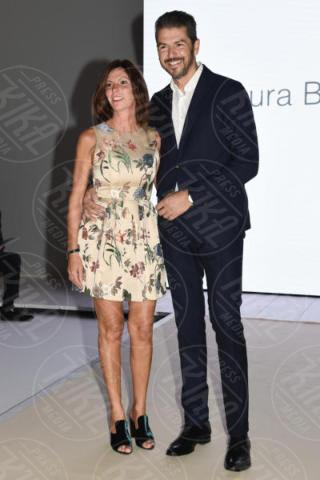 Andrea Berton - Milano - 24-09-2017 - MFW, Livia Firth nel backstage di Laura Biagiotti
