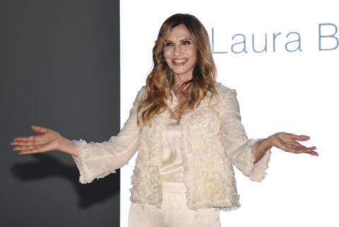 Lorella Cuccarini - Milano - 24-09-2017 - MFW, Livia Firth nel backstage di Laura Biagiotti