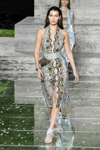 sfilata Salvatore Ferragamo - Milano - 23-09-2017 - Milano Fashion Week: la sfilata di Salvatore Ferragamo