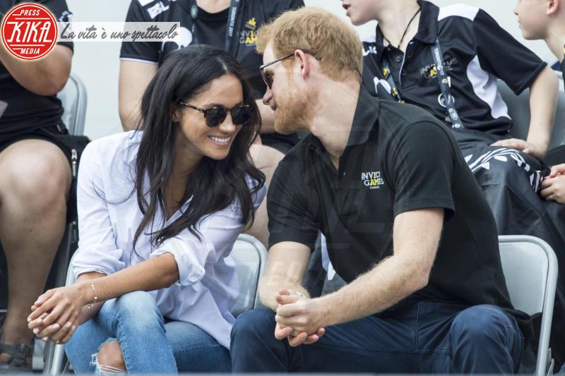 Meghan Markle, Principe Harry - Toronto - 25-09-2017 - Qui Harry e Meghan hanno consumato i primi giorni di passione
