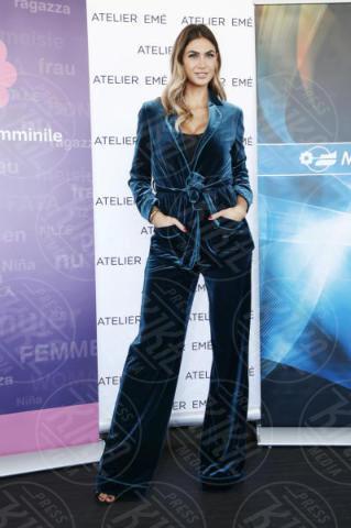 Melissa Satta - Milano - 26-09-2017 - Bella Thorne , per il compleanno un must: il velluto!
