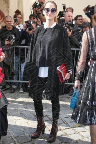 Sofia Sanchez Barrenechea - Parigi - 26-09-2017 - La famiglia Ferragni conquista Parigi alle sfilate di Dior