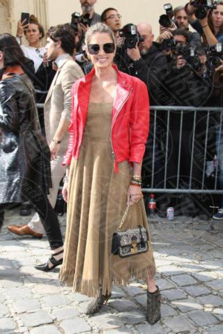 Helena Bordon - Parigi - 26-09-2017 - La famiglia Ferragni conquista Parigi alle sfilate di Dior