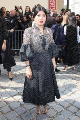 Sirivannavari Nariratana - Parigi - 26-09-2017 - La famiglia Ferragni conquista Parigi alle sfilate di Dior