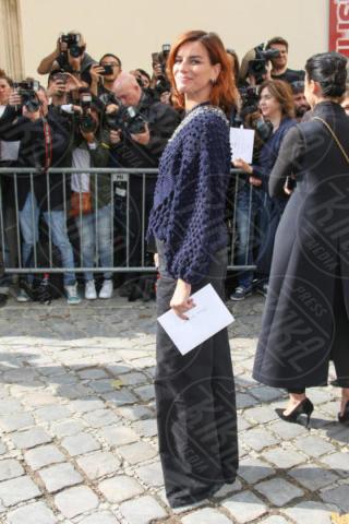 Fauve Hautot - Parigi - 26-09-2017 - La famiglia Ferragni conquista Parigi alle sfilate di Dior