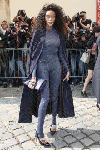Winnie Harlow - Parigi - 26-09-2017 - La famiglia Ferragni conquista Parigi alle sfilate di Dior