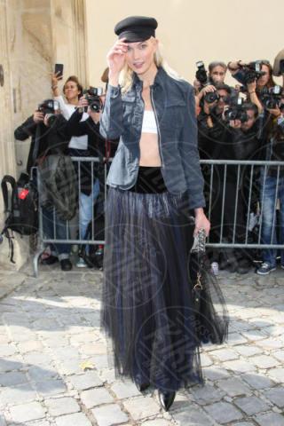 Karlie Kloss - Parigi - 26-09-2017 - La famiglia Ferragni conquista Parigi alle sfilate di Dior
