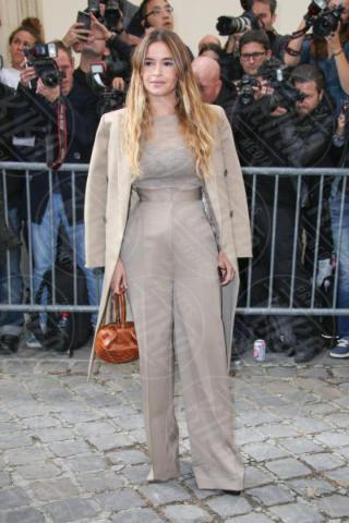 Miroslava Duma - Parigi - 26-09-2017 - La famiglia Ferragni conquista Parigi alle sfilate di Dior