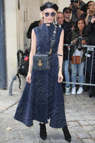Caroline Daur - Parigi - 26-09-2017 - La famiglia Ferragni conquista Parigi alle sfilate di Dior