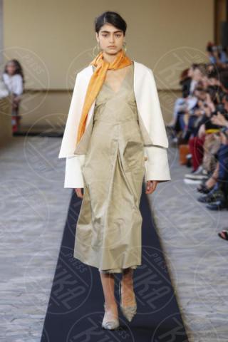 sfilata Mila Schon - 24-09-2017 - Milano Fashion Week: la sfilata di Mila Schon