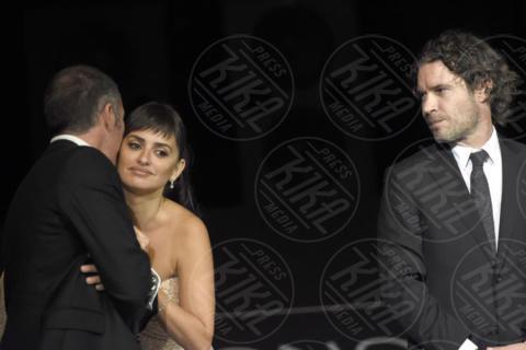 Dean Nichols, Miguel Menéndez de Zubillaga, Penélope Cruz - San Sebastian - 30-09-2017 - San Sebastian Film Festival: la più bella è Penelope Cruz