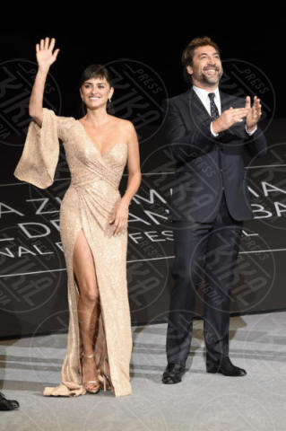 Penélope Cruz, Javier Bardem - San Sebastian - 30-09-2017 - San Sebastian Film Festival: la più bella è Penelope Cruz