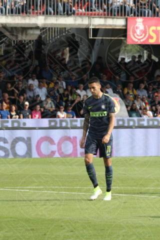 Matias Vecino - Sant'Agata De' Goti - 01-10-2017 - Benevento-Inter: super Brozovic lancia i nerazzurri