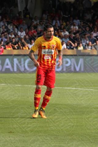 Lorenzo Venuti - Sant'Agata De' Goti - 01-10-2017 - Benevento-Inter: super Brozovic lancia i nerazzurri
