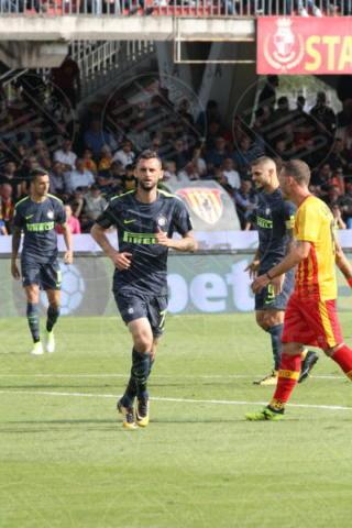 Marcelo Brozovic - Sant'Agata De' Goti - 01-10-2017 - Benevento-Inter: super Brozovic lancia i nerazzurri
