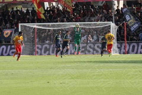 Samir Handanovic - Sant'Agata De' Goti - 01-10-2017 - Benevento-Inter: super Brozovic lancia i nerazzurri