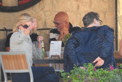Christine Baranski, Colin Firth - Lissa - 01-10-2017 - Mamma Mia 2, sul set Pierce Brosnan e Colin Firth