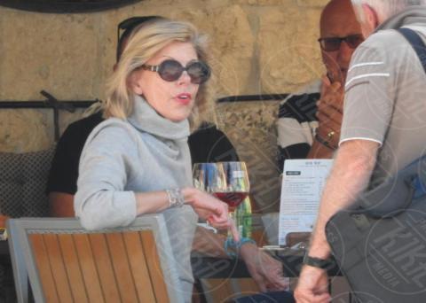 Christine Baranski - Lissa - 01-10-2017 - Mamma Mia 2, sul set Pierce Brosnan e Colin Firth