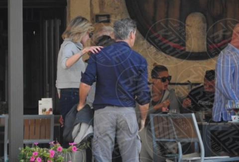 Christine Baranski, Pierce Brosnan - Lissa - 01-10-2017 - Mamma Mia 2, sul set Pierce Brosnan e Colin Firth
