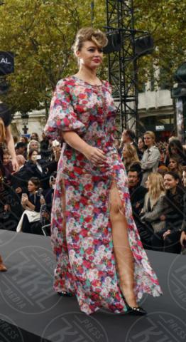 Parigi - 01-10-2017 - PFW: Irina Shayk-Jane Fonda, sfilano tutte per L'Oreal
