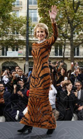 Jane Fonda - Parigi - 01-10-2017 - PFW: Irina Shayk-Jane Fonda, sfilano tutte per L'Oreal