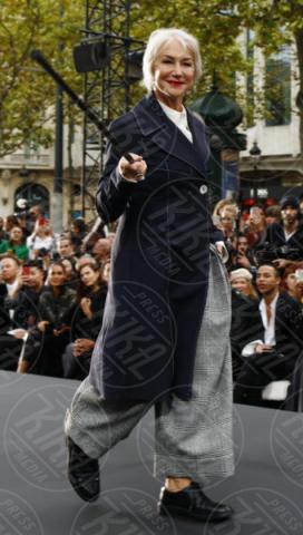 Helen Mirren - Parigi - 01-10-2017 - PFW: Irina Shayk-Jane Fonda, sfilano tutte per L'Oreal
