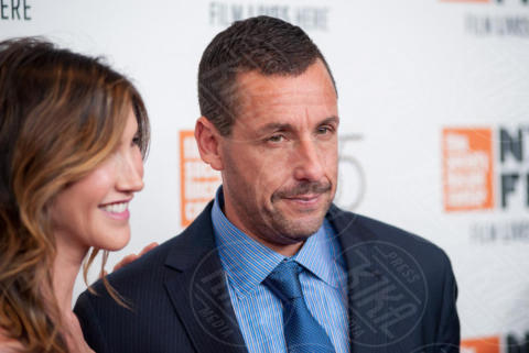 Adam Sandler - New York - 02-10-2017 - The Meyerowitz Stories, Dustin Hoffman s'improvvisa fotografo