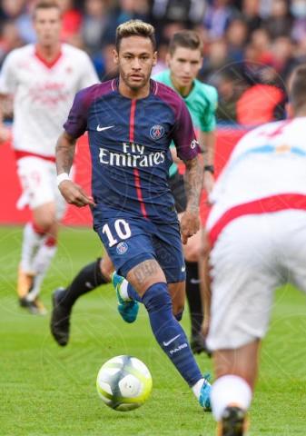10, Neymar - Parigi - 30-09-2017 - Champions League: c'è la sfida tra Neymar e Cristiano Ronaldo