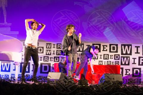 Lo Stato Sociale - Firenze - 01-10-2017 - Levante, dalla giuria di X Factor al palco del Wired Next Fest