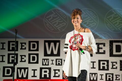 Nina Zilli - Firenze - 01-10-2017 - Levante, dalla giuria di X Factor al palco del Wired Next Fest
