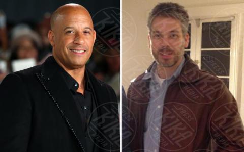 Vin Diesel - Le star che non sapevate avessero un gemello