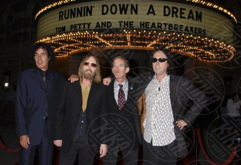 the Heartbreakers, Tom Petty - Burbank - 02-10-2007 - Tom Petty è morto, la star non ha retto all'arresto cardiaco