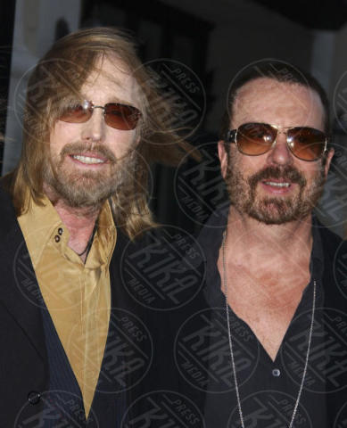 Tom Petty, Dave Stewart - Burbank - 02-10-2007 - Tom Petty è morto, la star non ha retto all'arresto cardiaco
