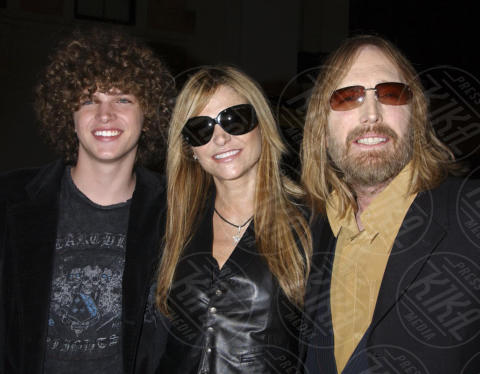Dana Epperson, Tom Petty - Burbank - 02-10-2007 - Tom Petty è morto, la star non ha retto all'arresto cardiaco