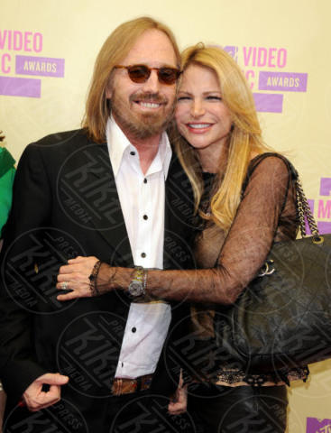 Dana Epperson, Tom Petty - Los Angeles - 06-09-2012 - Tom Petty è morto, la star non ha retto all'arresto cardiaco